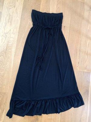 Cotton Candy Maxi Dress black