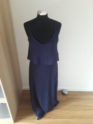Second Female Maxi Dress blue