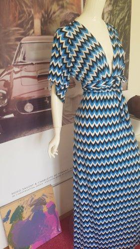 maxikleid stretchig von T-Bags los Angeles small retro luxus 479