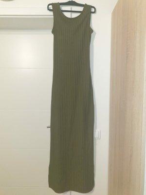 Amisu Midi Dress khaki