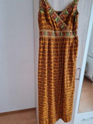 Aniston Casual Sukienka maxi Wielokolorowy