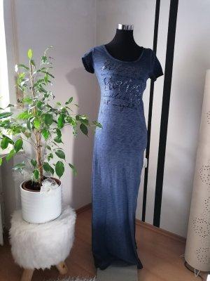 Soccx Maxi Dress dark blue