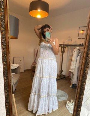 Boutique Comtesse Summer Dress white
