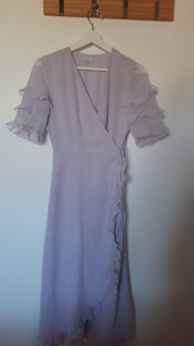 Mint&berry Robe portefeuille violet