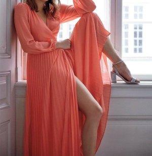 Vero Moda Maxi Dress salmon-bright red