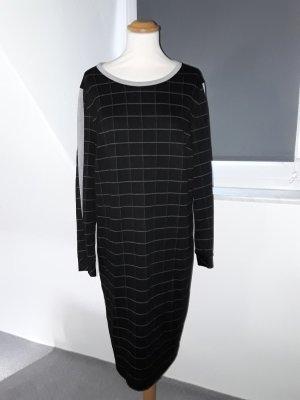 Maxima Sweat Dress black-grey
