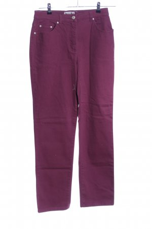 Maxime Straight-Leg Jeans pink Casual-Look