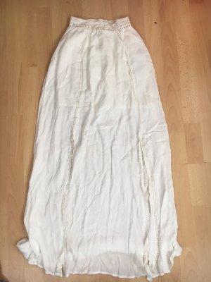 Amisu Maxi Skirt white-natural white