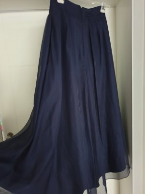 Coast Maxi rok donkerblauw