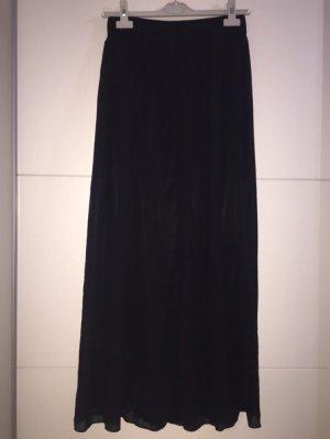Maxi rok zwart