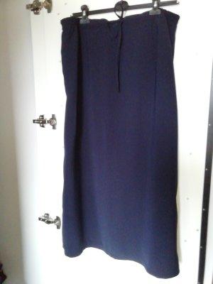Canda Maxi Skirt dark blue