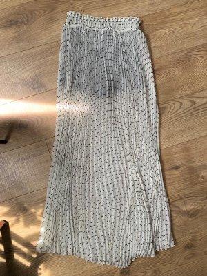 Maxirock halbtransparent mit Shorts