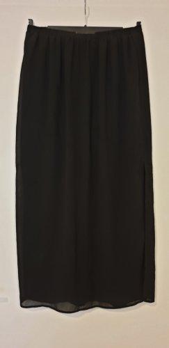 New Yorker Maxi rok zwart