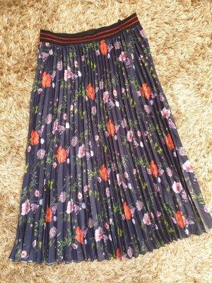 Ted baker Plaid Skirt red-dark blue
