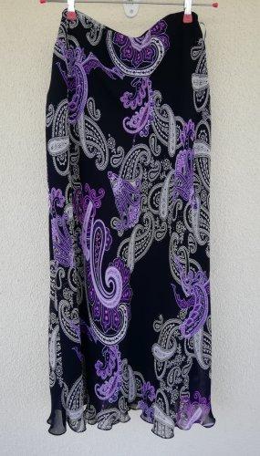 Classic Collection Falda larga multicolor
