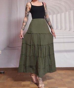 Glamorous Maxi Skirt multicolored