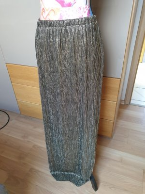 Guess Maxi Skirt gold-colored