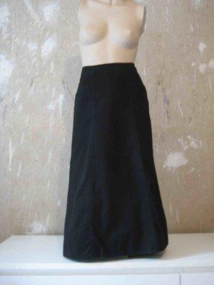 Maxirock, schwarz - casual Look