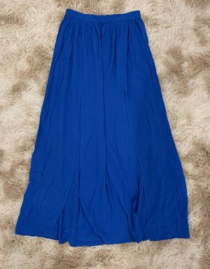 Topshop Maxi rok blauw