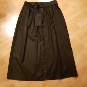 Soft Rebels Maxi rok zwart Viscose