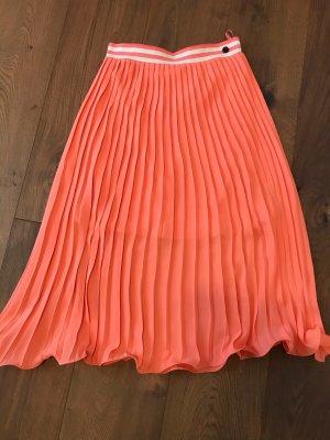 Tom Tailor Denim Maxi Skirt apricot