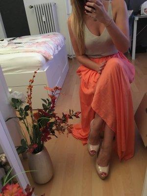 Zara Falda larga multicolor