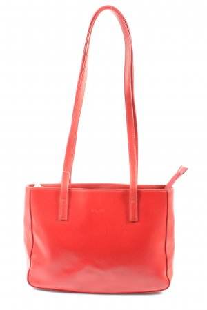 Maxjoy Schultertasche rot Casual-Look