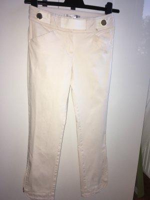 'S MaxMara 7/8 Length Trousers multicolored cotton