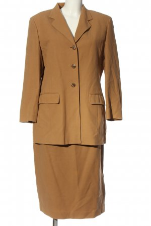 MaxMara Ladies' Suit brown business style