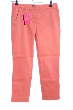MaxMara Weekend Chinohose pink Business-Look