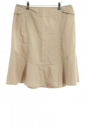 MaxMara Weekend Glockenrock beige Casual-Look