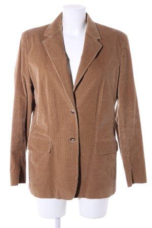 MaxMara Weekend Lange blazer bruin casual uitstraling