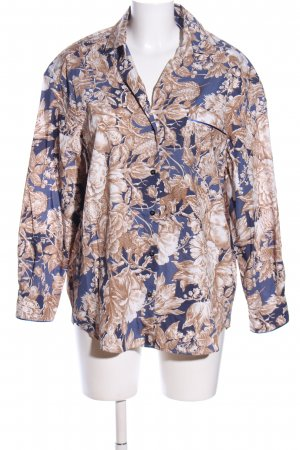 MaxMara Weekend Oversized Bluse Allover-Druck Casual-Look