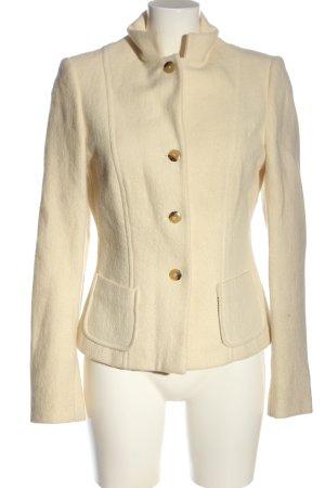 MaxMara Weekend Blazer tejido crema elegante