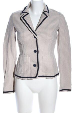MaxMara Weekend Sweat Blazer striped pattern business style