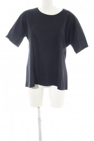 MaxMara Weekend T-Shirt blau Casual-Look