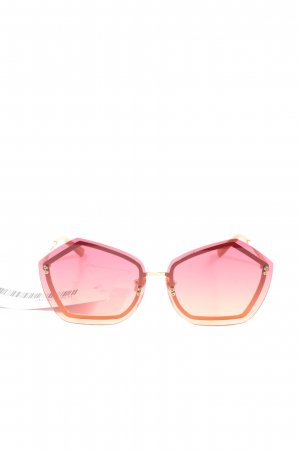 Maya Butterfly Glasses multicolored casual look