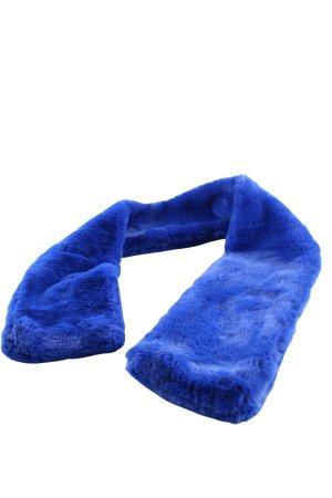 Maya Stola blau Casual-Look