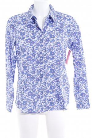 Mayfair London Langarm-Bluse Blumenmuster Casual-Look