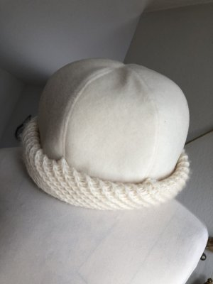 MAYSER Knitted Hat natural white