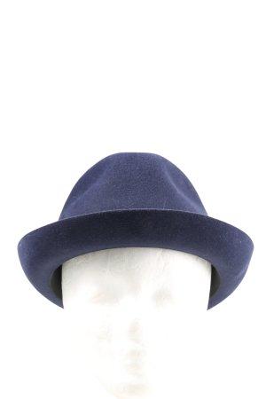 MAYSER Felt Hat blue elegant