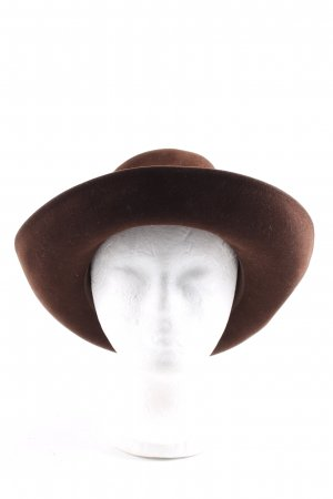 MAYSER Felt Hat brown casual look