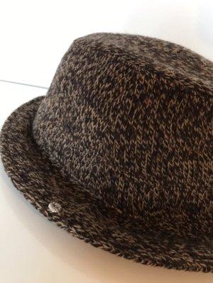 MAYSER Cappello di lana marrone chiaro-marrone
