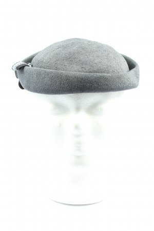 MAYSER Bowler Hat light grey casual look