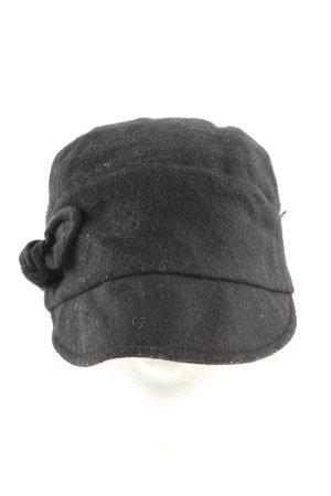 MAYSER Cappello con visiera grigio chiaro stile casual