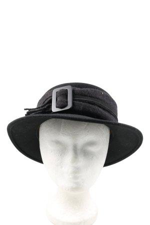 MAYSER Woolen Hat black casual look