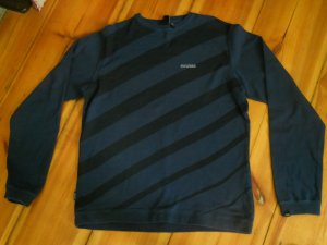 Mazine Herrenpullover Gr. XL/Oversize Pullover Marine /Dunkelblau