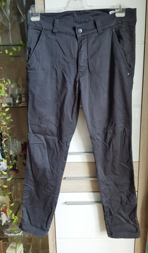 Mazine Pantalone jersey grigio scuro