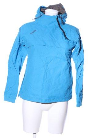Mazine Kapuzenpullover blau Casual-Look