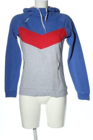 Mazine Kapuzensweatshirt meliert Casual-Look